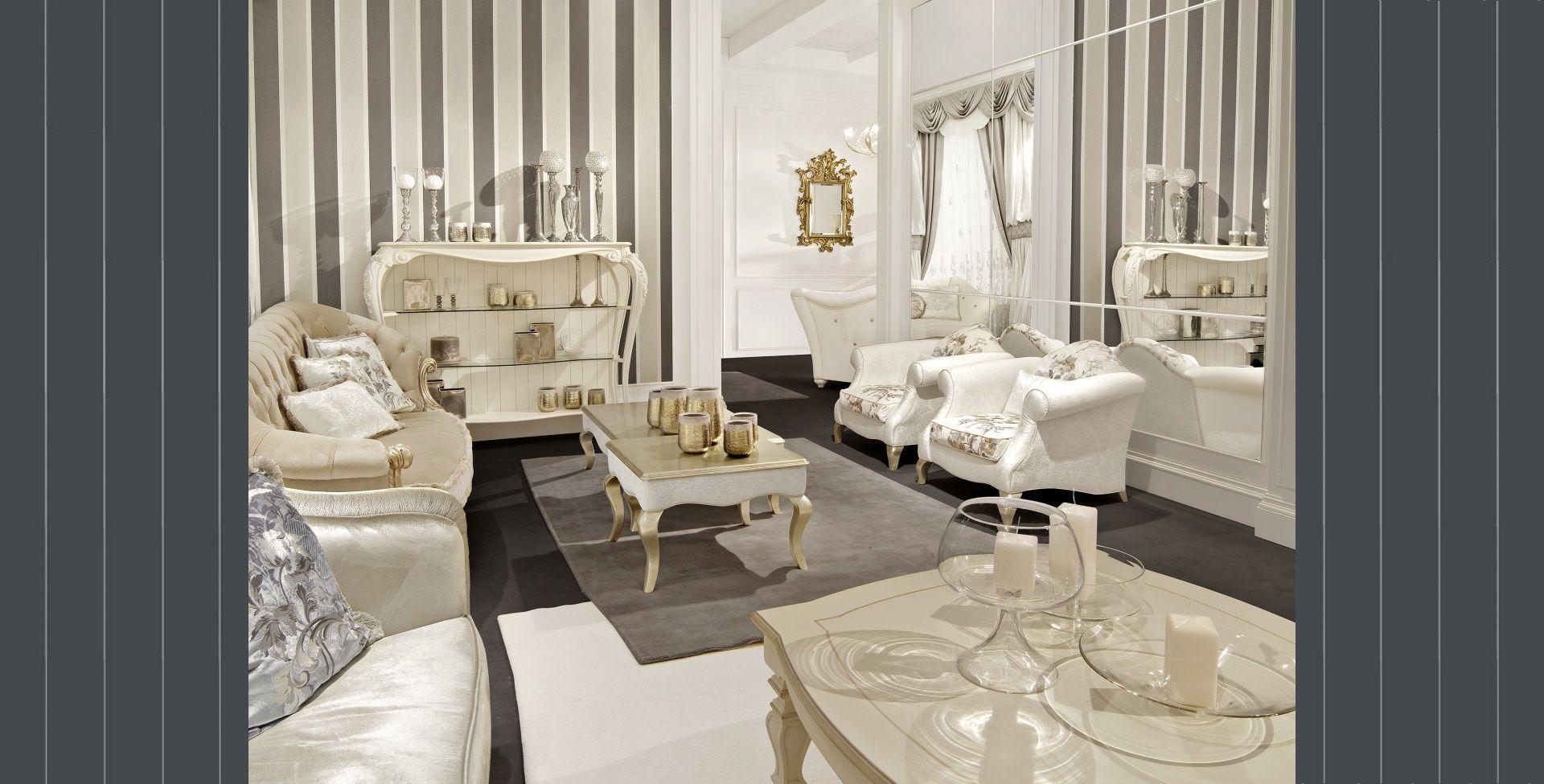Divani classici di lusso divani in stile - Divani letto classici di lusso ...