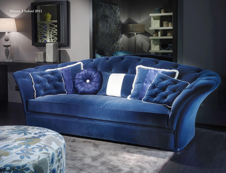 Divani classici di lusso, divani in stile