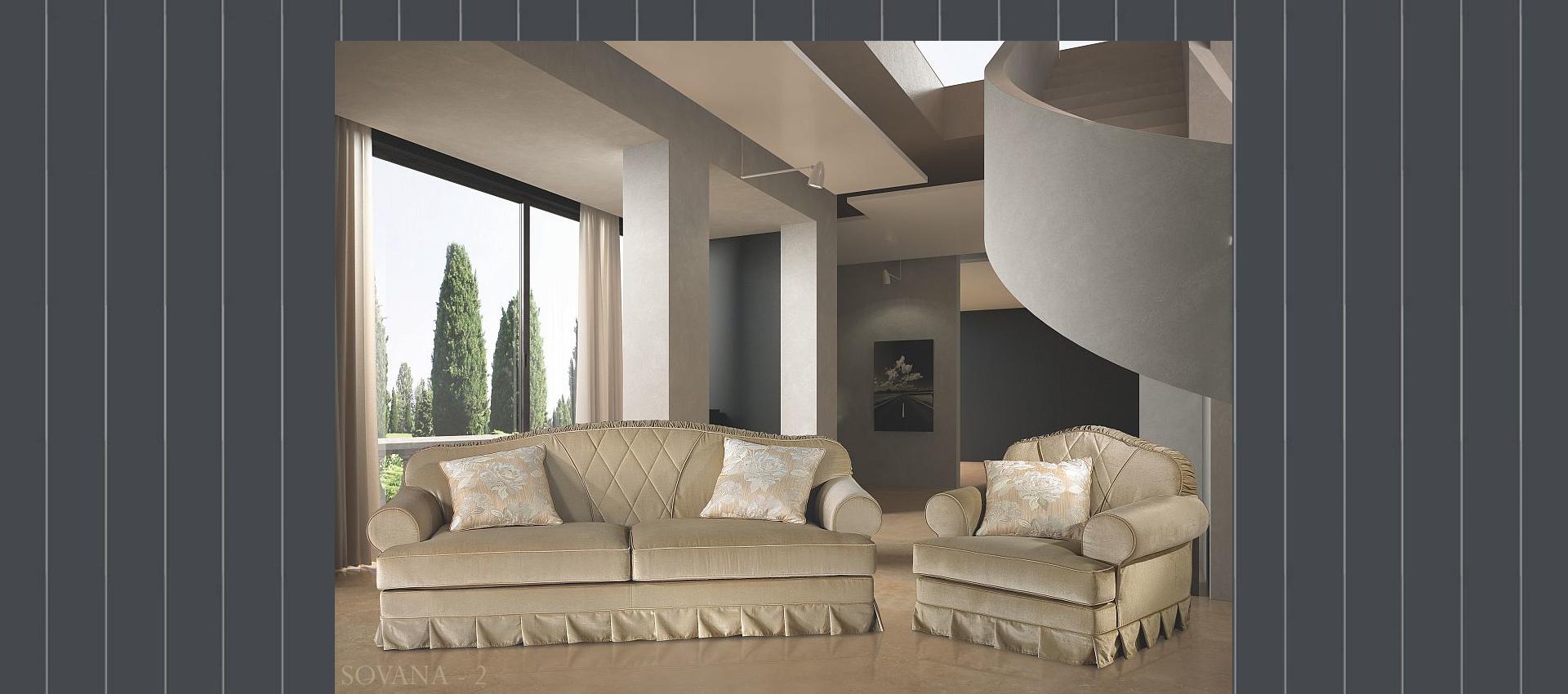 Divani italiani, divani personalizzati